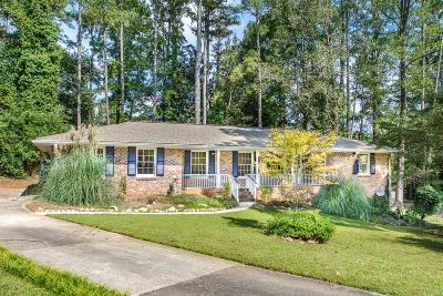 Tucker Single Family Home For Sale: 3800 W Hayward Court