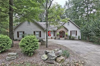 Jasper GA Single Family Home For Sale: $339,000
