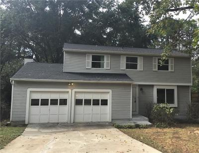 Roswell  Single Family Home For Sale: 145 Roswell Farm Drive