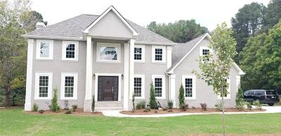 Jonesboro Single Family Home For Sale: 2831 Lake Jodeco Road