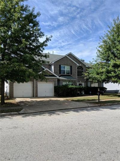 Ellenwood Single Family Home For Sale: 5462 Platte Drive