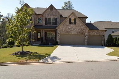 Canton Single Family Home For Sale: 207 Man O War Court