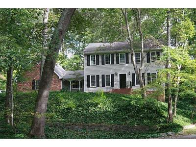 Sandy Springs Single Family Home For Sale: 365 Earlston Drive