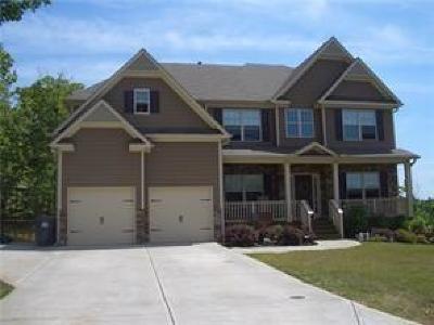 Powder Springs Single Family Home For Sale: 4815 Ward Farm Lane