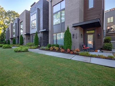 Decatur Condo/Townhouse For Sale: 720 Oakview Road