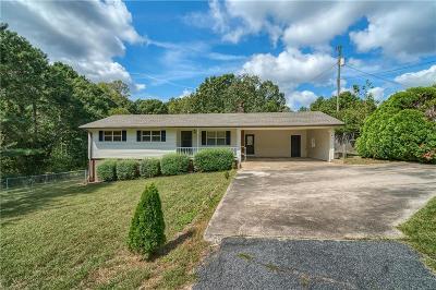 Alpharetta Single Family Home For Sale: 16795 Phillips Road