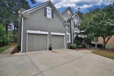 Woodstock Single Family Home For Sale: 503 W Green Court