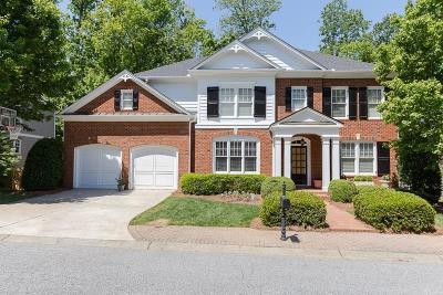 Smyrna Single Family Home For Sale: 2118 Spring Hill Court SE
