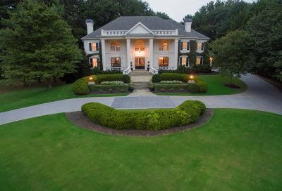 Sandy Springs Single Family Home For Sale: 344 Caruso Court