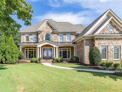 Dacula Single Family Home For Sale: 3422 Forest Vista Drive