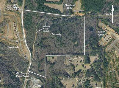 Carroll County, Coweta County, Douglas County, Haralson County, Heard County, Paulding County Land/Farm For Sale: Old County Farm Road