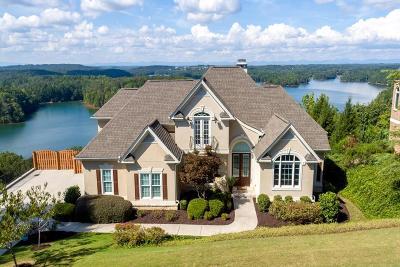 Hall County Single Family Home For Sale: 3510 Lake Breeze Lane