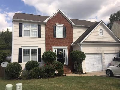 Alpharetta GA Single Family Home Sold: $339,900