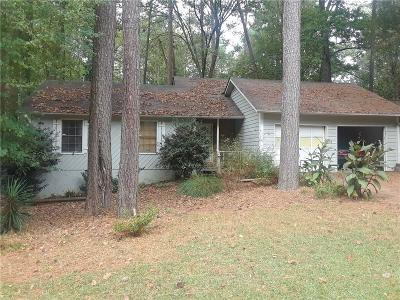 Riverdale Single Family Home For Sale: 6891 Cedar Hill Court