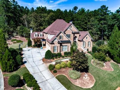 Acworth Single Family Home For Sale: 53 Brownson Court