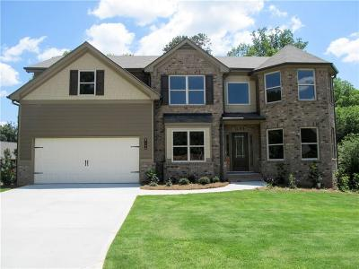 Flowery Branch Single Family Home For Sale: 90 Park Place Drive