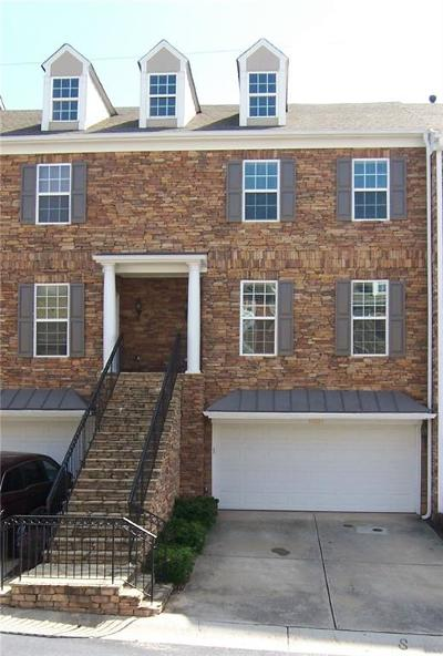 Johns Creek Condo/Townhouse For Sale: 10839 Yorkwood Street
