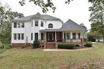 Cumming Single Family Home For Sale: 6775 Molly View Point