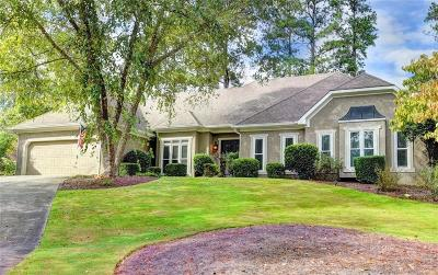 Roswell Single Family Home For Sale: 2850 Willow Green Court