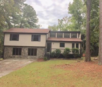 Riverdale Single Family Home For Sale: 576 Meadows Court