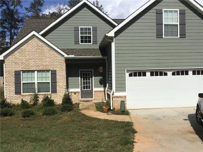 Winder Single Family Home For Sale: 664 Carla Court