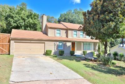Roswell  Single Family Home For Sale: 330 N Pond Trail