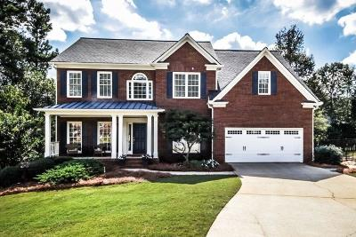 Marietta Single Family Home For Sale: 3910 Hollander Downs Boulevard