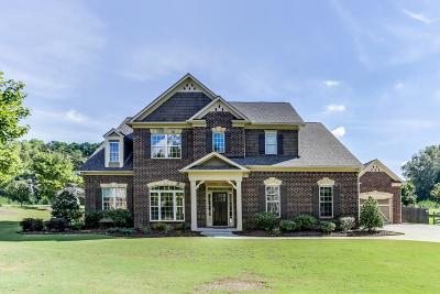Powder Springs Single Family Home For Sale: 474 Scott Farm Drive