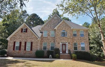 Stockbridge Single Family Home For Sale: 508 Tall Pines Court