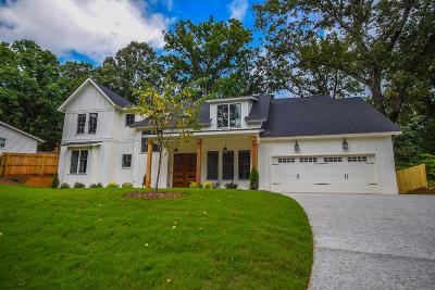 Decatur Single Family Home For Sale: 2072 Spring Creek Road