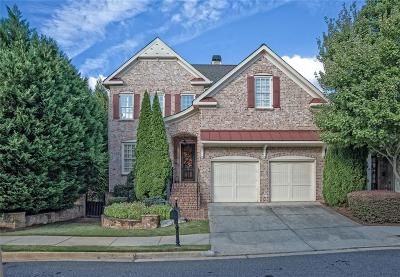 Alpharetta Single Family Home For Sale: 460 Society Street