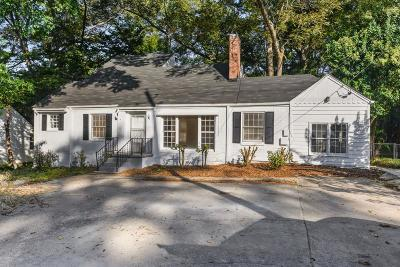 Decatur Single Family Home For Sale: 2380 North Decatur Road