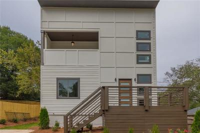 Grant Park Single Family Home For Sale: 975 Grant Terrace SE