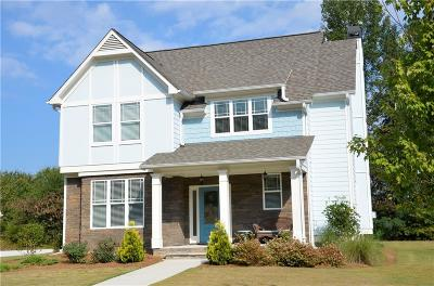 Grayson Single Family Home For Sale: 545 Trip Street