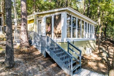 White Single Family Home For Sale: 451 Wilderness Camp #4 Road SE