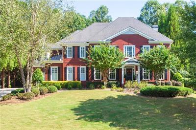 Milton Single Family Home For Sale: 390 Majestic Cove