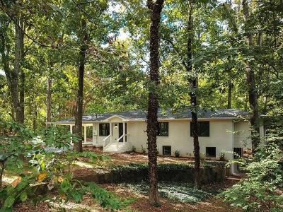 Marietta Single Family Home For Sale: 481 Villa Rica Way SW