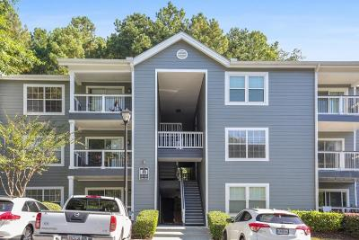 Sandy Springs Condo/Townhouse For Sale: 8203 Santa Fe Parkway #8203