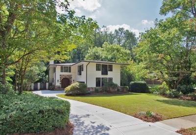 Atlanta Single Family Home For Sale: 973 Wildwood Road NE