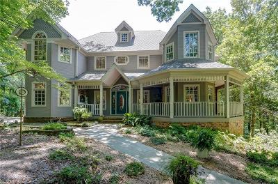 Marietta Single Family Home For Sale: 41 Midway Road NW