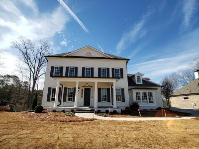 Alpharetta Single Family Home For Sale: 210 Dodd Lane