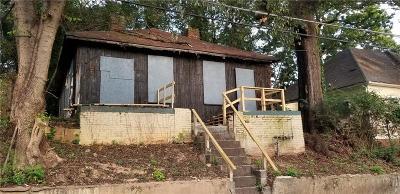 Atlanta Single Family Home For Sale: 767 Tift Street SW