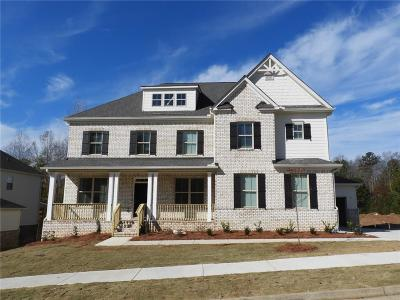 Canton Single Family Home For Sale: 358 Carmichael Circle