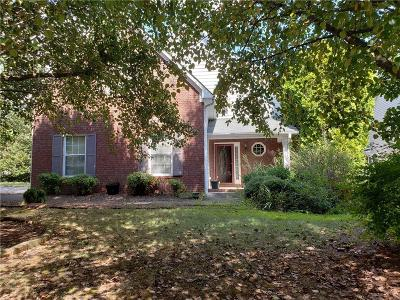 Austell Single Family Home For Sale: 3625 Manx Court