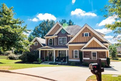 Dallas Single Family Home For Sale: 125 White Spruce Court