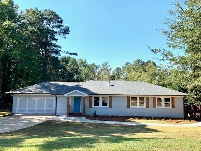 Marietta Single Family Home For Sale: 2250 Shallowford Road