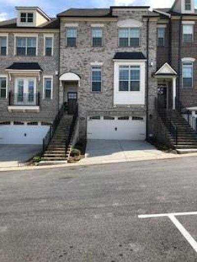 Smyrna Condo/Townhouse For Sale: 2762 Avington Lane SE