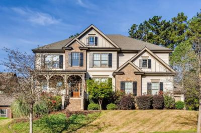 Holly Springs Single Family Home For Sale: 803 Ravenstone Way