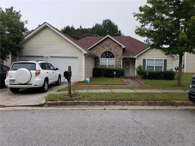 Rex Single Family Home For Sale: 3456 Creekview Drive