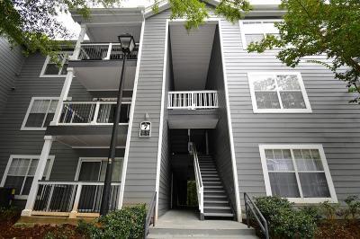 Atlanta Condo/Townhouse For Sale: 7302 Santa Fe Parkway